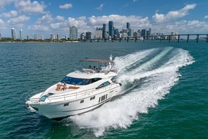 Picture Of a 2015 Fairline 65 Squadron Cruisers   1673292