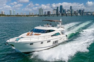 Picture Of a 2015 Fairline 65 Squadron Cruisers   1673296