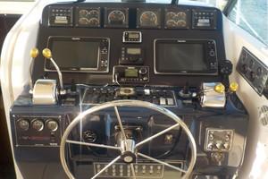 Tiara Yachts 43 - Sealady - Helm Electronics