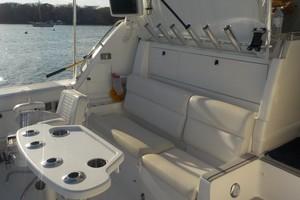 Tiara Yachts 43 - Sealady - Cockpit Seating