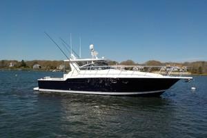 Tiara Yachts 43 - Sealady - Starboard Profile