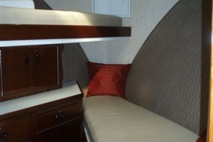 Monterey 58 - SIMPATICA - Forward Guest Stateroom