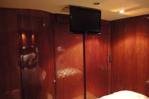 Monterey 58 - SIMPATICA - Master Stateroom