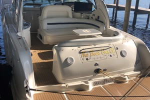 Sea Ray 42 - The Beat Goes On - Aft Profile