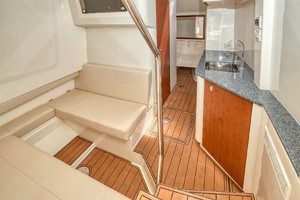SeaVee 43 - Exit Strategy - Galley