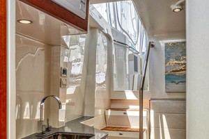 SeaVee 43 - Exit Strategy - Cabin