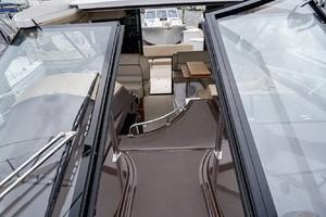 Regal 42 - Persistence Pays - Bridge Deck