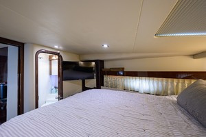 Regal 42 - Persistence Pays - Forward Stateroom