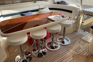 Princess Viking Sport Crusier 65 - Small Change - Bridge Deck