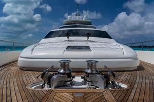 Fortis II is a Ferretti Yachts 881 Yacht For Sale in Cancun--85