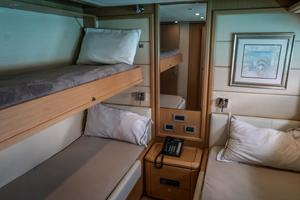Fortis II is a Ferretti Yachts 881 Yacht For Sale in Cancun--43