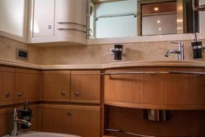 Fortis II is a Ferretti Yachts 881 Yacht For Sale in Cancun--48