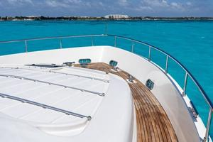 Fortis II is a Ferretti Yachts 881 Yacht For Sale in Cancun--83