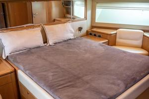 Fortis II is a Ferretti Yachts 881 Yacht For Sale in Cancun--25