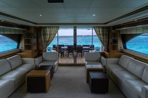 Fortis II is a Ferretti Yachts 881 Yacht For Sale in Cancun--53