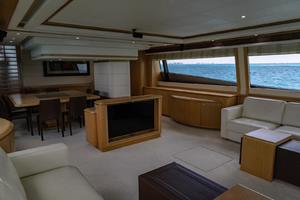 Fortis II is a Ferretti Yachts 881 Yacht For Sale in Cancun--52