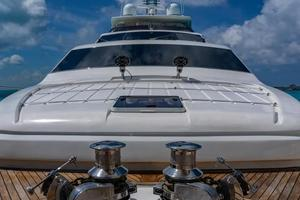Fortis II is a Ferretti Yachts 881 Yacht For Sale in Cancun--84