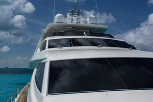 Fortis II is a Ferretti Yachts 881 Yacht For Sale in Cancun--87
