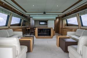 Fortis II is a Ferretti Yachts 881 Yacht For Sale in Cancun--50