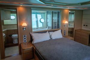 Fortis II is a Ferretti Yachts 881 Yacht For Sale in Cancun--16