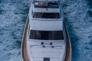 Fortis II is a Ferretti Yachts 881 Yacht For Sale in Cancun--4