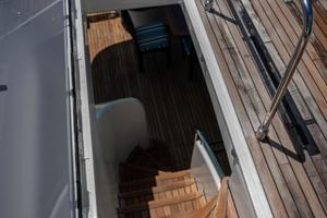 Fortis II is a Ferretti Yachts 881 Yacht For Sale in Cancun--73