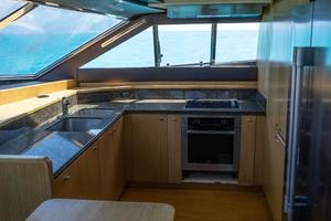 Fortis II is a Ferretti Yachts 881 Yacht For Sale in Cancun--81