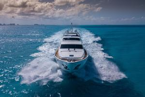 Fortis II is a Ferretti Yachts 881 Yacht For Sale in Cancun--6