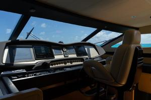 Fortis II is a Ferretti Yachts 881 Yacht For Sale in Cancun--71