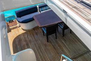 Fortis II is a Ferretti Yachts 881 Yacht For Sale in Cancun--74