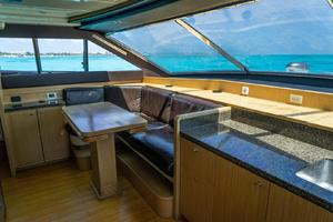 Fortis II is a Ferretti Yachts 881 Yacht For Sale in Cancun--78