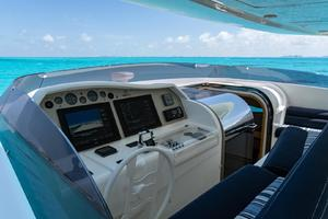 Fortis II is a Ferretti Yachts 881 Yacht For Sale in Cancun--67