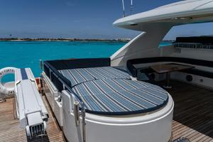 Fortis II is a Ferretti Yachts 881 Yacht For Sale in Cancun--62