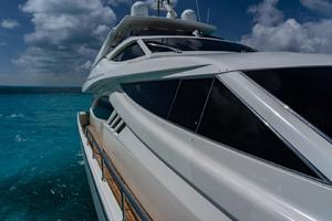 Fortis II is a Ferretti Yachts 881 Yacht For Sale in Cancun--88