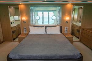 Fortis II is a Ferretti Yachts 881 Yacht For Sale in Cancun--9