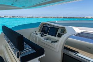 Fortis II is a Ferretti Yachts 881 Yacht For Sale in Cancun--64