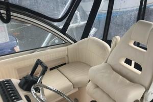 Grady White 30 - Captain Skip - Helm Seating
