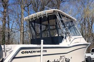 Grady White 30 - Captain Skip - Starboard Profile
