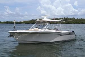 Grady-White 30 Sea Number - Port Proflie