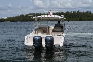 Grady-White 30 Sea Number - Stern Profile