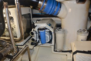 Marlow 53 - Engine Room