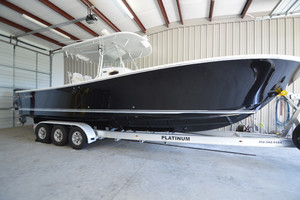 is a Regulator 34FS Yacht For Sale in Wrightsville Beach--45