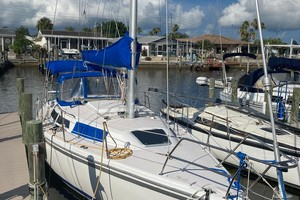 30ft Catalina Yacht For Sale
