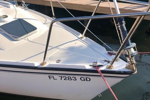 23ft Precision Yacht For Sale