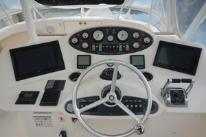 Riviera 42 - No Worries Mate II - Helm