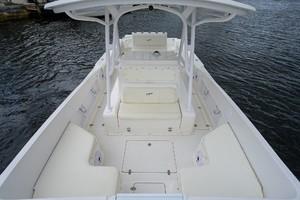 Strike 35 - Swell - Forward Deck