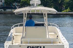 Strike 35 - Swell - Aft Profile