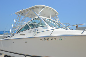 is a Albemarle Express Yacht For Sale in Hampton--6