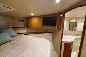 Viking 42 - Renegade - Master Stateroom