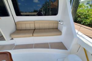 Viking 42 - Renegade - Mezzanine Seating